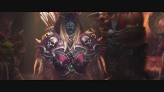 Legion - Sylvanas and Vol'jin Cinematic