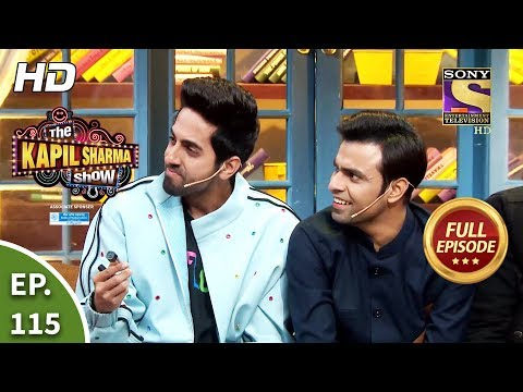 The Kapil Sharma Show Season 2 - Ep 115 - Full Episode - 15th February, 2020