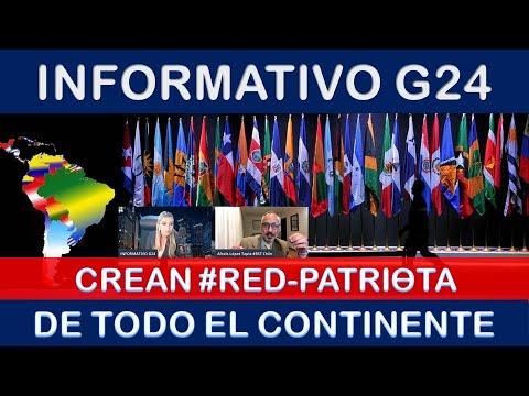 |ATENCIÓN|-NACIÓ-#RED-PATRIOTA-CONTINENTAL | Alexis López Tapia Nos cuenta