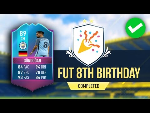FIFA17 *NEW* FUT BIRTHDAY SBC & FREE PACKS & NEW POSITION CHANGE SBC CARDS OUT TODAY?