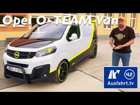 2019 Opel O-TEAM