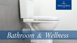 How to install - Floorstanding WC | Villeroy & Boch