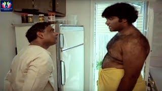 Padamati Sandhya Ragam Movie Back to Back ComedyScenes   Vijayashanti   ThomasJane  TeluguFullScreen