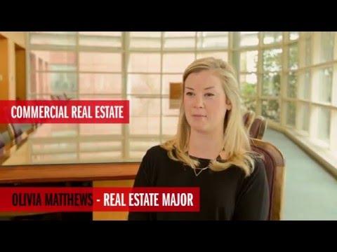 Majoring in Real Estate