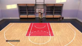 NBA 2K16 WTF ?? Perfect shooting and misses !!