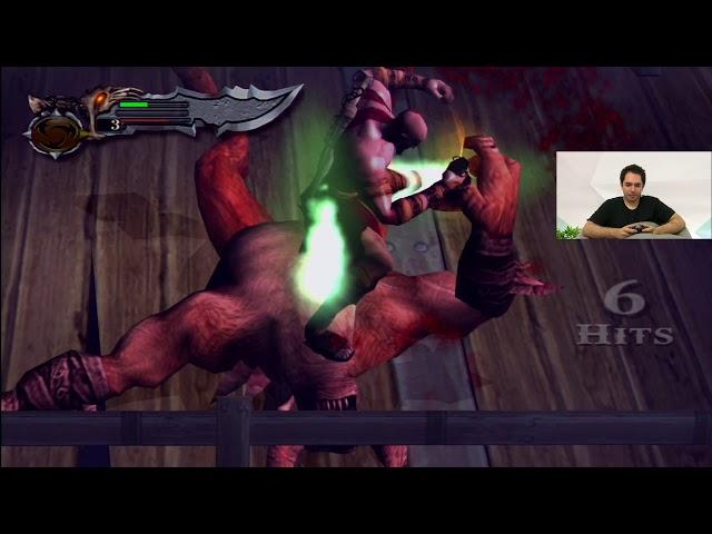God of War - ???? 3 | STKMN ? Kratos ?????? ? ?????? ?????