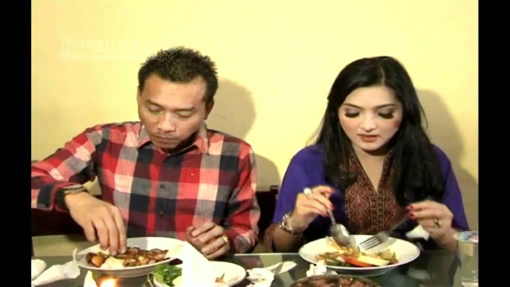 Asyiknya Wisata Kuliner Anang Ashanty Di Jember