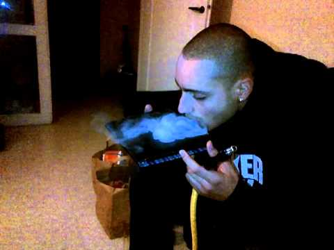 tricks fumee chicha - YouTube