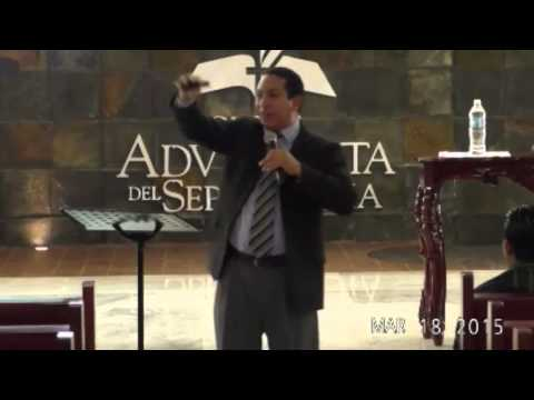 """Ptr. Elmer Fernandez - Tema: """"Caín y Abel, las dos ofrendas""""."""