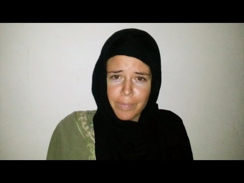 Heartbreaking 'Proof of Life' Video Shows ISIS Hostage Kayla Mueller