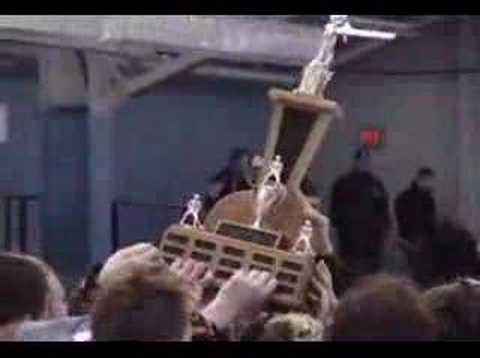 DAN NICHOLLS 2005-06 EAST CHAMPIONSHIP WINNING GOAL