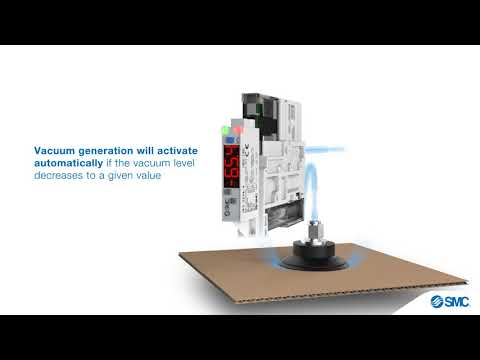 Energy-saving Vacuum Generator, ZK2 Series