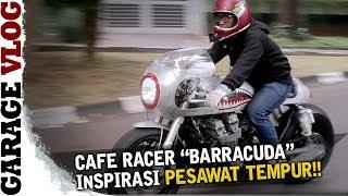 Cafe Racer CB 750 [Garage Vlog]