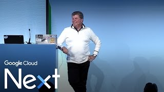 The Innovation behind Google's Data Centers (Google Cloud Next '17)
