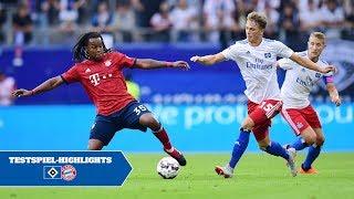 HSV vs. FC Bayern München | Testspiel-Highlights