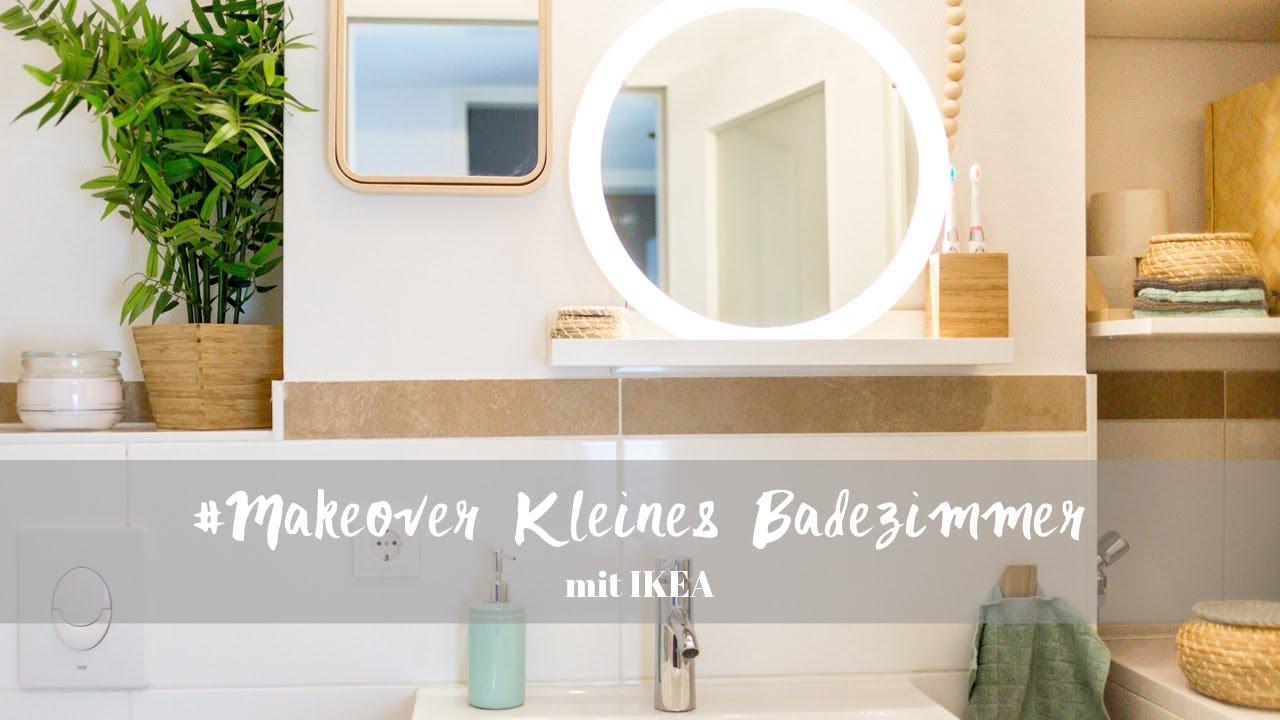 Makeover – Kleines Badezimmer – Vorher/Nachher mit IKEA – The ...