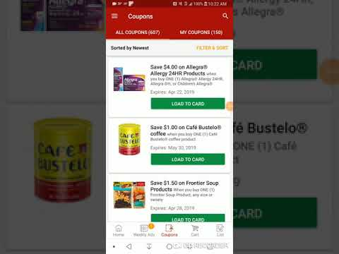 Kroger Digital Coupons: 3-15-19 Cafe Bustelo