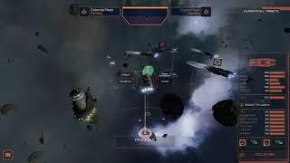 Battlestar Galactica Deadlock — трейлер игрового процесса