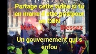 Prédiction Acte 15 Gilets Jaune Peuple de France réagissez !