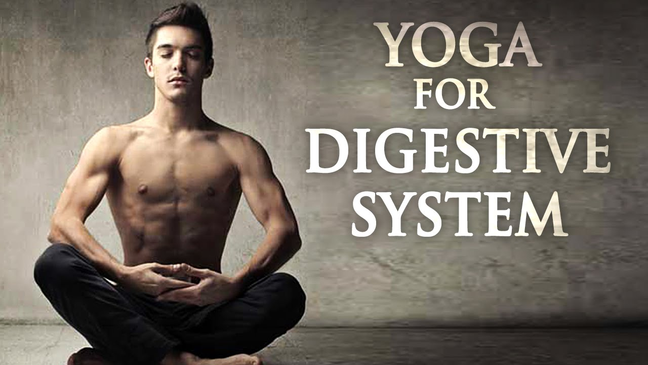 Yoga For Digestive System - The Various Asanas For Digestive System