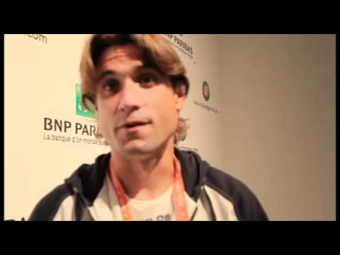Ferrer On How To Beat Nadal
