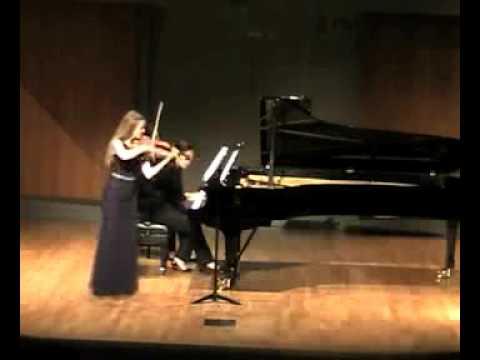 Beethoven Violin Sonata No 8