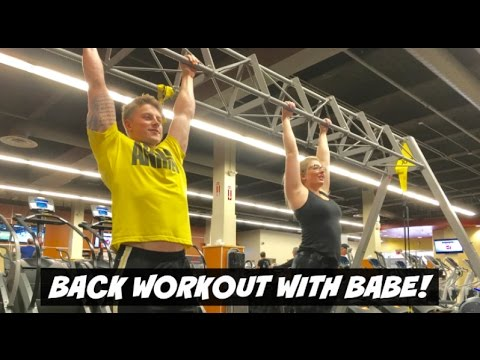 19 Weeks Out CBBF Nationals - Back Workout