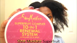 Easy Deep Conditioning Routine | Natural Hair