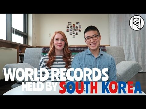 7 World Records That South Korea Holds!