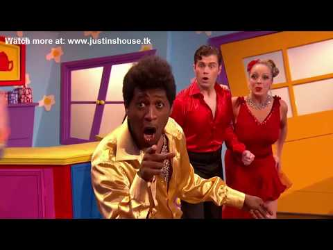 Justin's House   Dance Competition