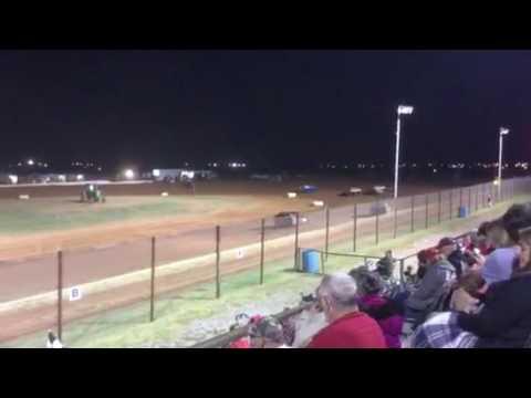 Heat Race Lawton Speedway