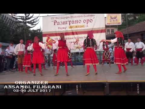Festival RAZIGRANO ORO july 2017 Ohrid