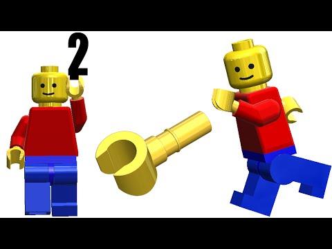 2-SolidWork |Toy Man|: Hand