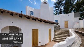California Architecture Design #36 | Santorini Villa by Orange Innovations Inc. | Agoura Hills, CA