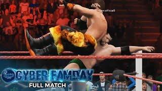 FULL MATCH - Devil vs Cameron Bash - Cyber FaM Championship Match: Cyber FaMday 2015 (WWE 2K Games)