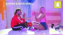 6ix9ine - FEFE (Clean) (Best Edit) ft. Nicki Minaj