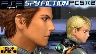 Spy Fiction - PS2 Gameplay 1080p (PCSX2)