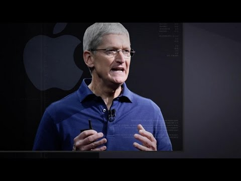 Apple CEO Tim Cook Stands Firm Against the FBI
