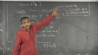 UCLA Department of Mathematics Distinguished Lecture Series - Akshay Venkatesh November 17, 2016