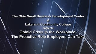 Opioid Crisis in the Workplace: The Proactive Role Employers Can Take