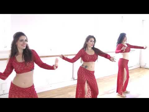 Mezdeke Shik Shak Shok Belly Dance Choreography By Sarasvati Dance, London Belly Dance Classes
