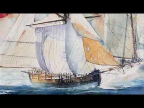 War of 1812 - Revenue Cutters Surveyor and Eagle