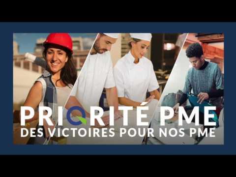 Mon discours à la Chambre de commerce du Montréal métropolitain