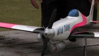 RC-TV RC Plane Extreme Pylon Racing