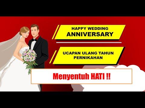 Video Wedding Anniversary (Ulang Tahun Pernikahan)