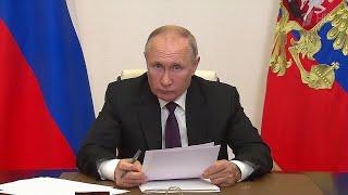 Реализацию нацпроектов в Адыгее Владимир Путин обсудил с Муратом Кумпиловым.