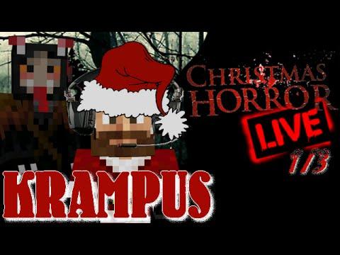 Live Christmas Horror 1 : Knut sur Krampus