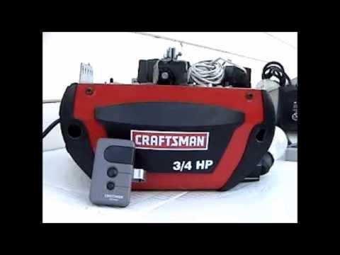 How To Program A Craftsman Garage Door Opener Remote Doovi
