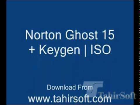download norton ghost 15.0