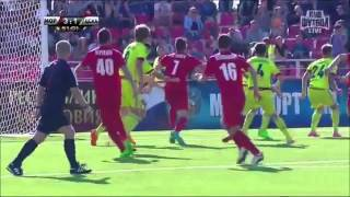 FC Mordovia 4-6 CSKA Moscow All Goals and Highlights 2015